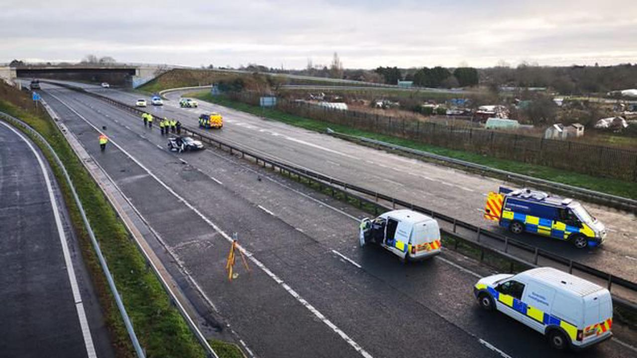 M32 crash: Man, 60, charged with causing death by careless driving due in Bristol court