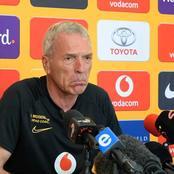 Ex-Kaizer Chiefs Head Coach Demands Some Respect!