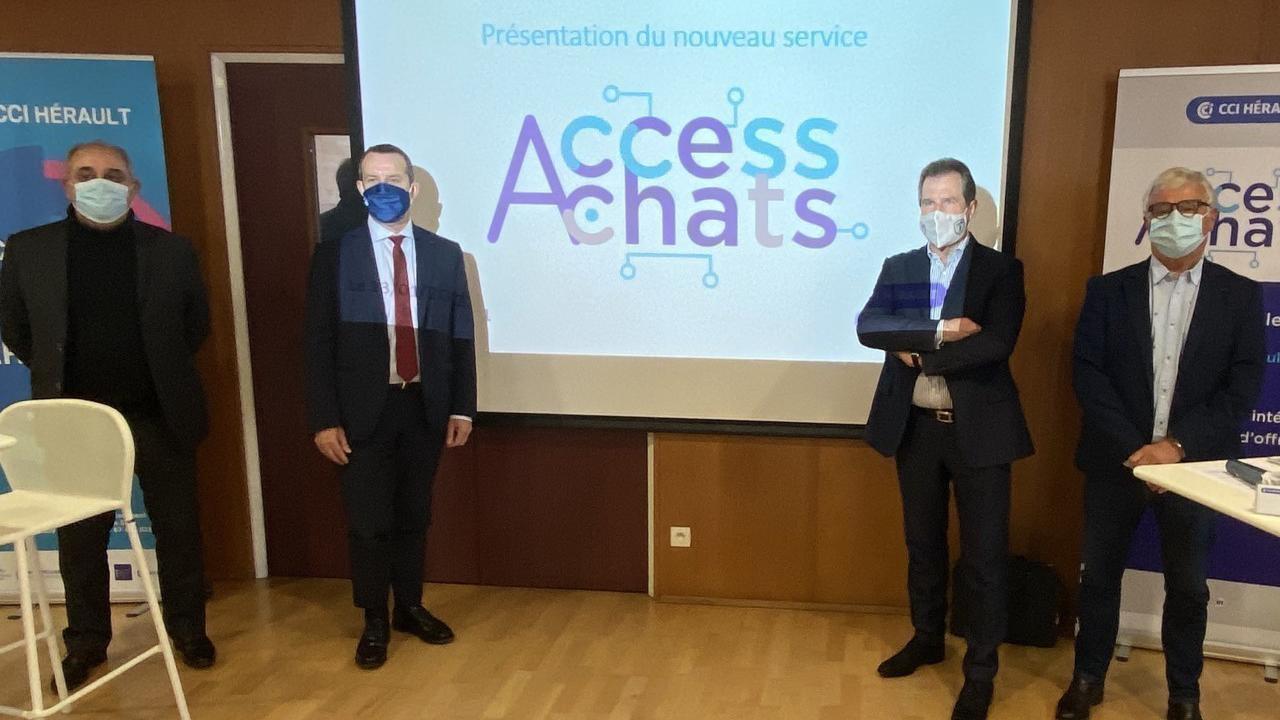 """Montpellier. Entreprises : avec """"Accès Achats"""", la CCI muscle la relance"""