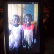 Panic As Twin Kids Are Reported Missing