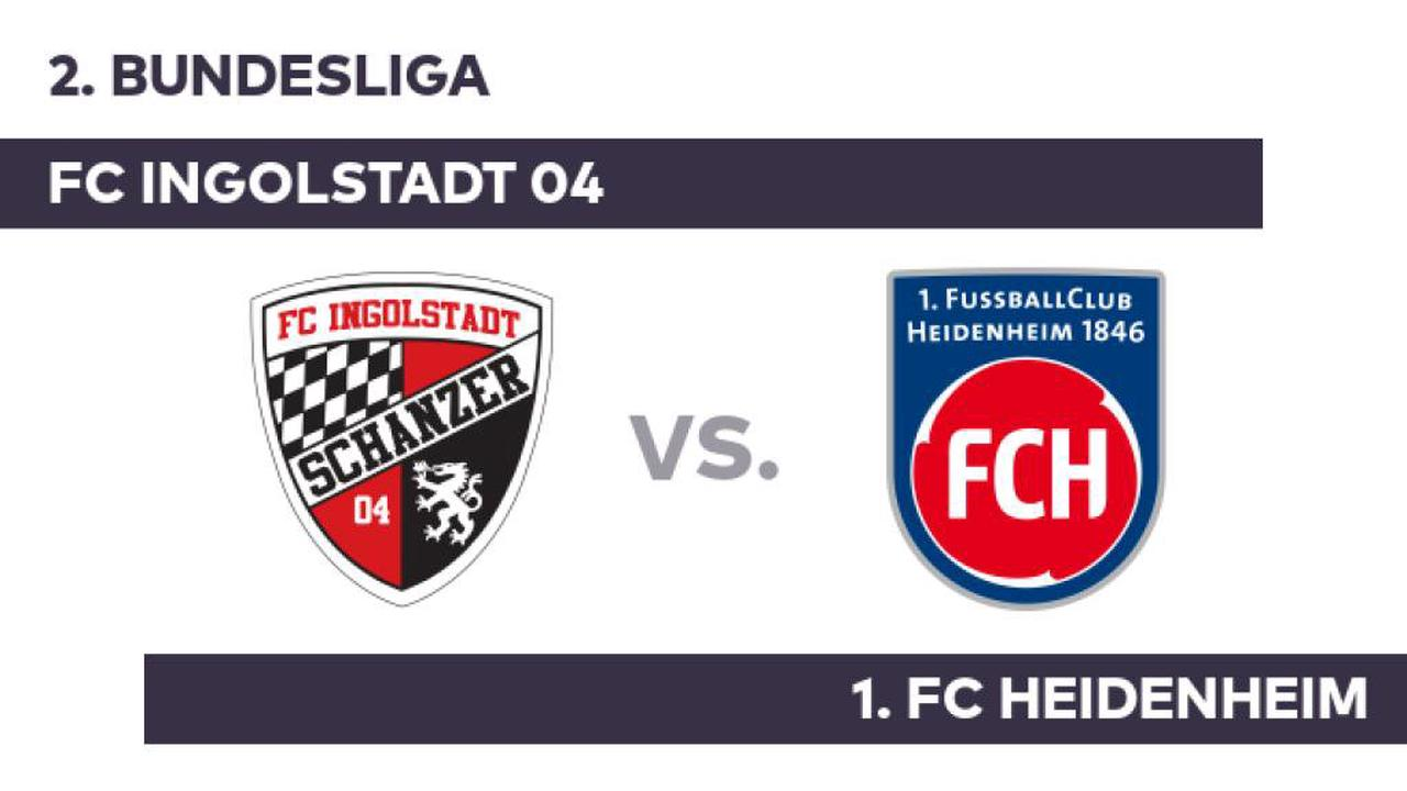 FC Ingolstadt 04 - 1. FC Heidenheim