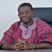 The Top NPP Man, Leading Change at Ghana's NADMO.