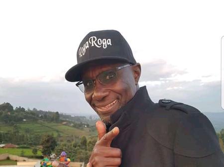 Meet Uncle Fred Obachi Machoka Radio Citizen Presenter