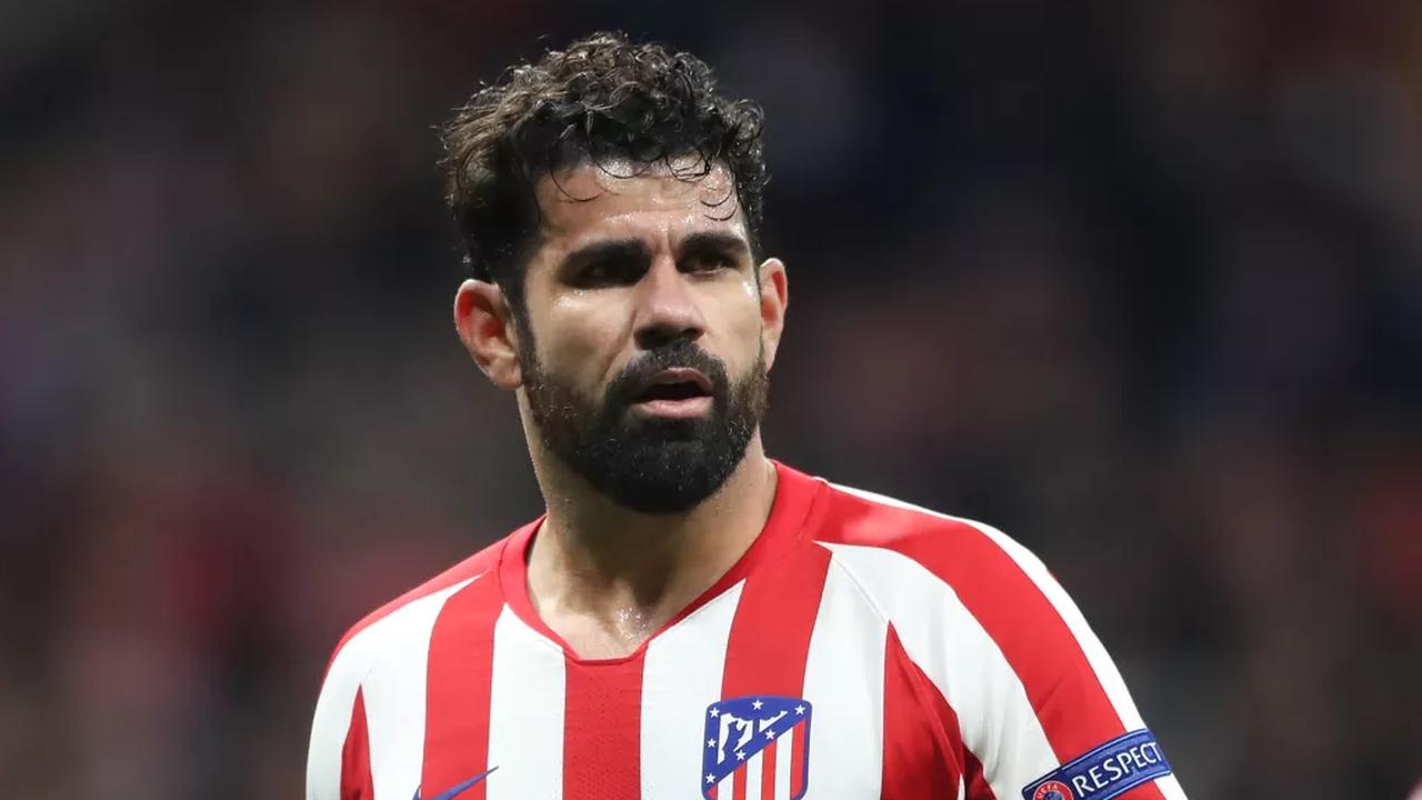 Atletico Madrid agree to terminate Diego Costa's contract