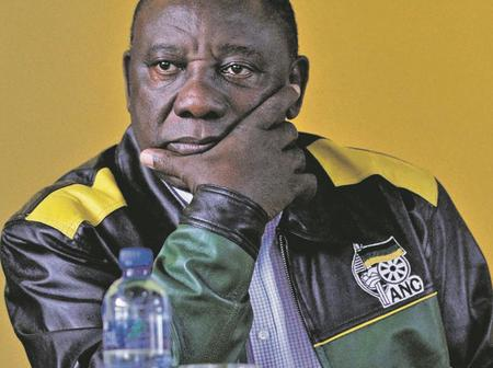 Cyril Ramaphosa Is Telling Us That He's Failing To Lead The Country