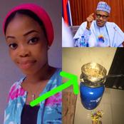 After She Said Buhari Isn't Nigeria's Problem, See What A Company Did For Her That Sparked Reactions