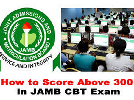 Check This 10 Easy Ways to Score 300 and above in JAMB 2021 (Step by Step Process)