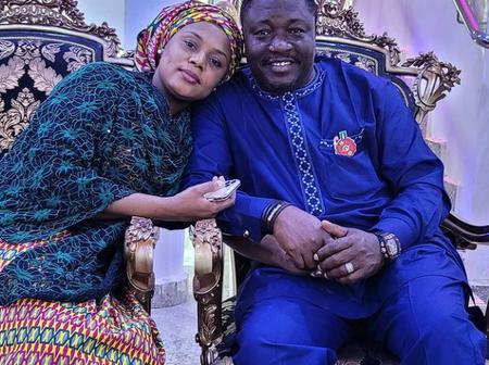 Actress Fati Ladan, Husband Share Cute Photos In Celebration Of 7th Wedding Anniversary