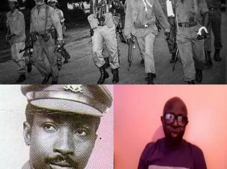 Brave Soldier: Meet Sergeant Daniel Alolga Akata-Pore, Soldier Who Served Under Rawlings (Opinion)