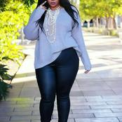 Checkout Some Of The Best Outfit Ideas For Plus Size Women