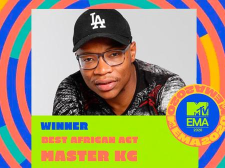 Master KG Brings Home Four Awards.