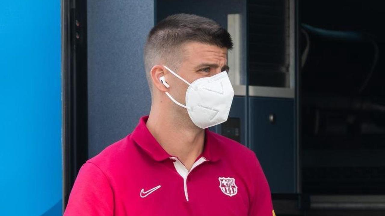 Piqué-Frust in Barcelona: «Hier, um um Titel zu kämpfen»