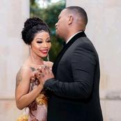 Kelly Khumalo celebrate great news