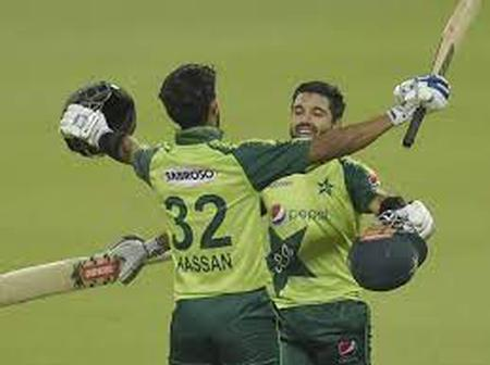 A Win For The Pakistan Cricket Team