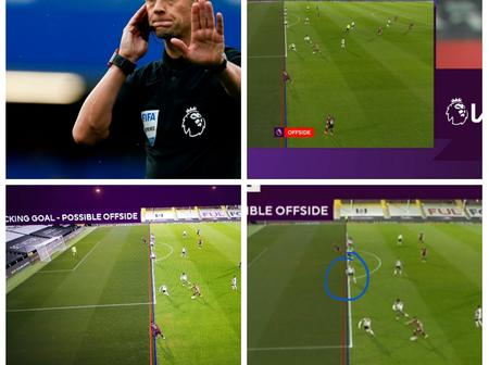 Opinion: This Is The Worst VAR Decision In The English Premier League This Season (Photos)