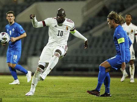 Iceland 1-2 Belgium: Lukaku Double beats Iceland till they lost Balance