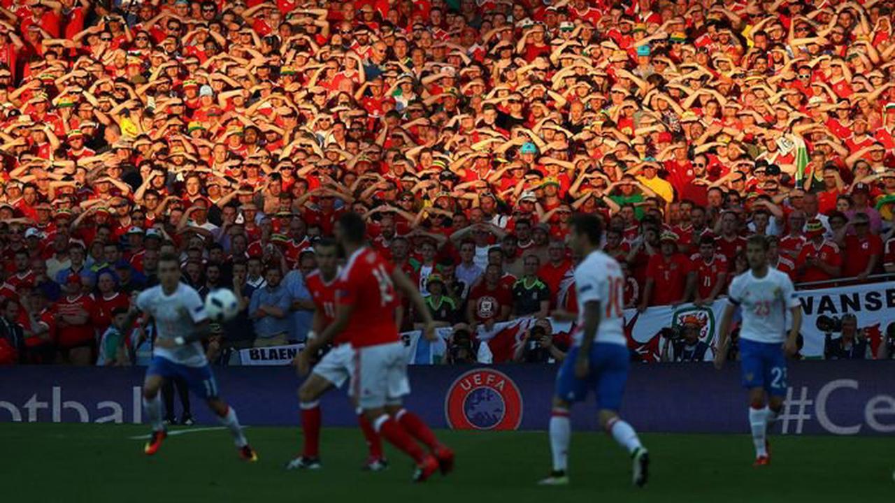 Europas größte Fußball-Show