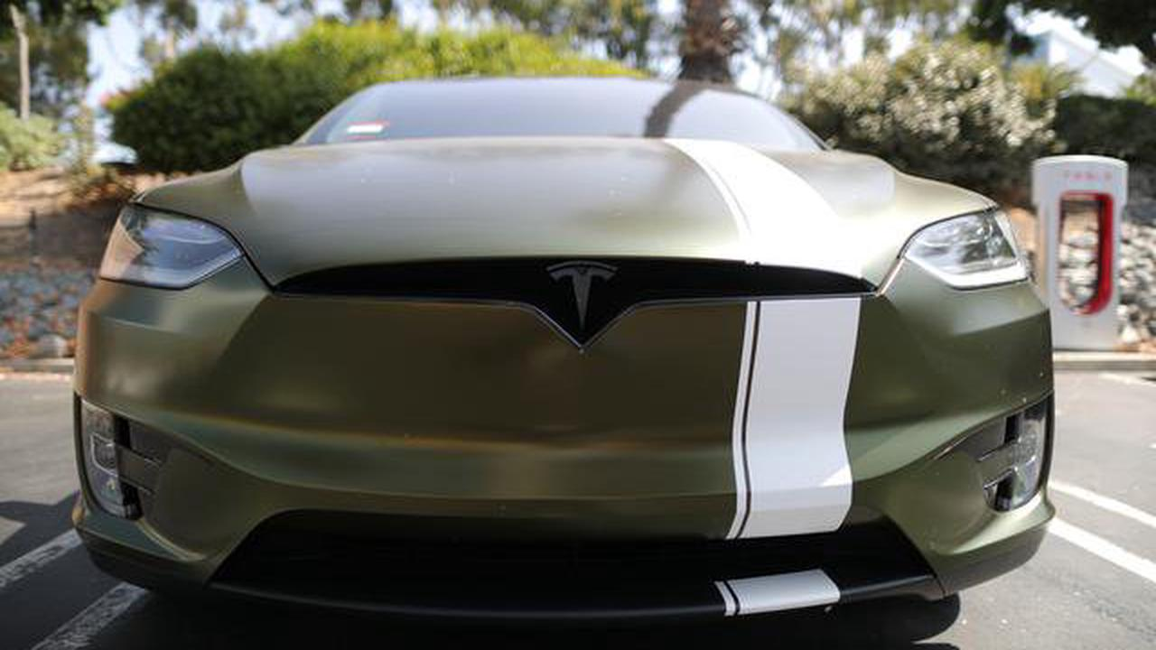 Tesla rallies after Canaccord upgrades rating, says it's like Apple