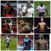 Top Ten Strongest Footballers in 2021
