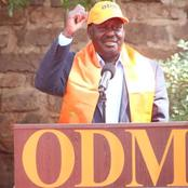 ODM Wants Kibicho Out of BBI (Photos)