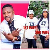 Actor Segun Ogungbe's 1st Wife Celebrates Her 44th Birthday Today, Check Out What The 2nd Wife Says.