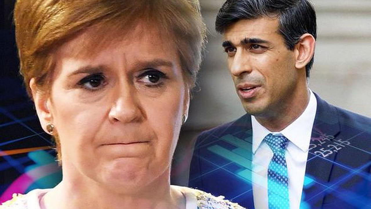 Sturgeon's SNP shut down after party desperately begs for extra £1.7bn in funding