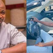 There is no father like MC Oluomo in this world, whoever have him has everything - MC Oluomo's son
