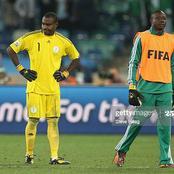 Ex Super Eagles goal keeper returns home and joins local side Kwara United
