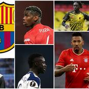 Barca Transfer News: 4 players Barca can swap for Pogba, latest on Boateng, Sanchez, Quina