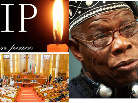 Today's Headlines: Another Prominent Nigerian Dies In London, Obasanjo Slams Ex-political Leaders