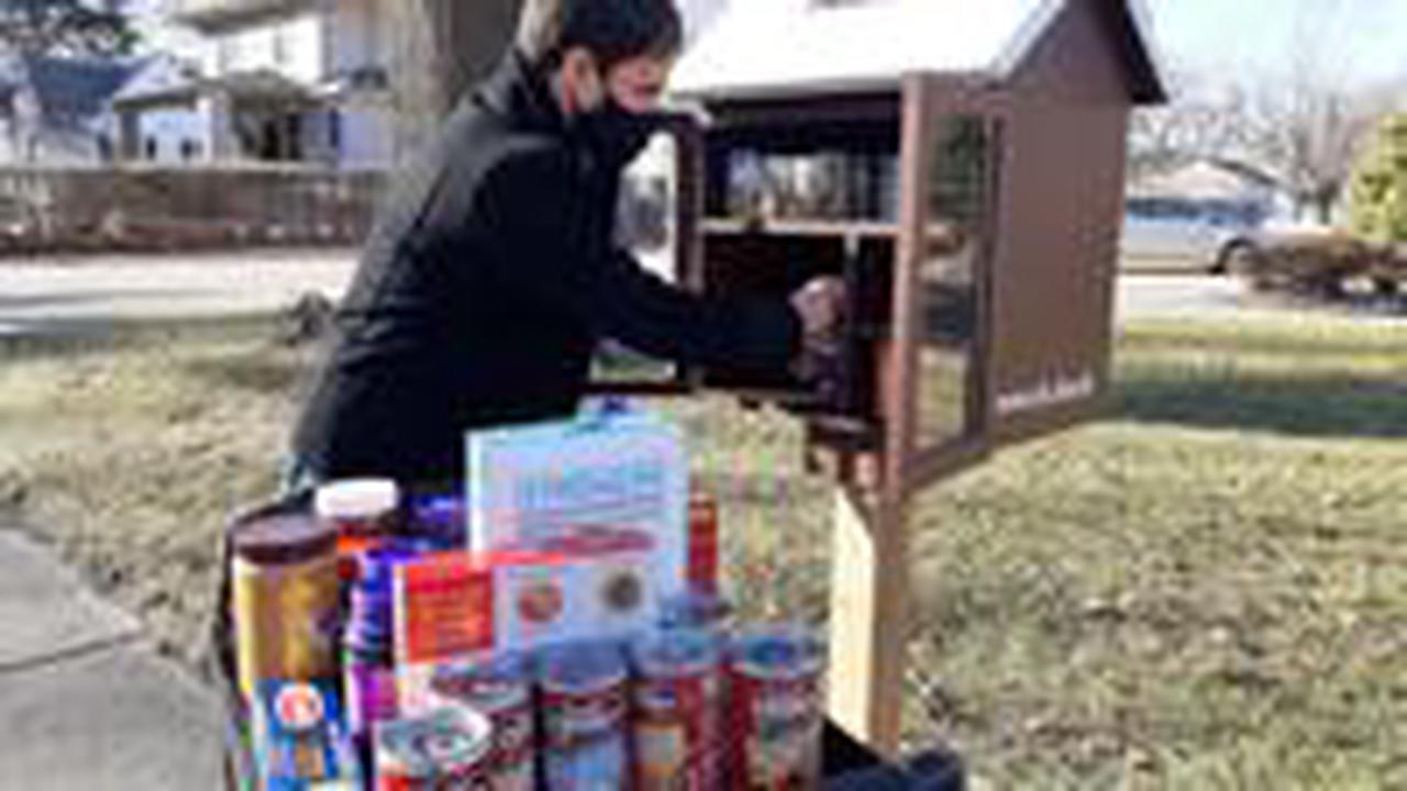 WATCH NOW: StoneBridge pantry for those who need a little extra help