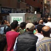 الموت يفجع المصريين.. وفاة مؤسس الوحدة «777» قتال ووالدة فنان وإصابة الفنان توفيق عبد الحميد بكورونا