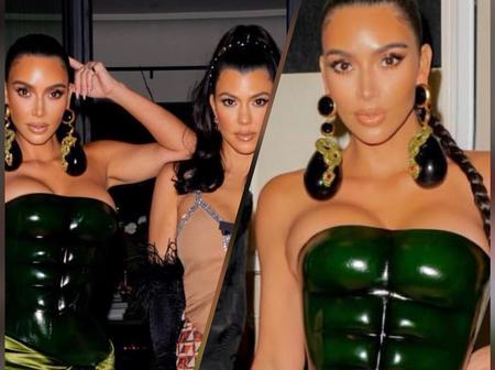 Kim Kardashian shares Christmas snaps; but see fan's cheeky comment on Santa spotted in the photos