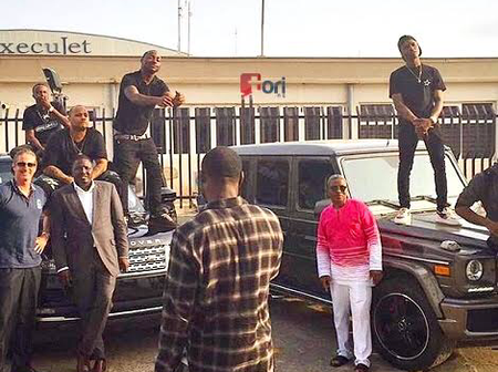 Which Of These Superstars Has The Coolest Cars? Wizkid or Davido? (Photos)