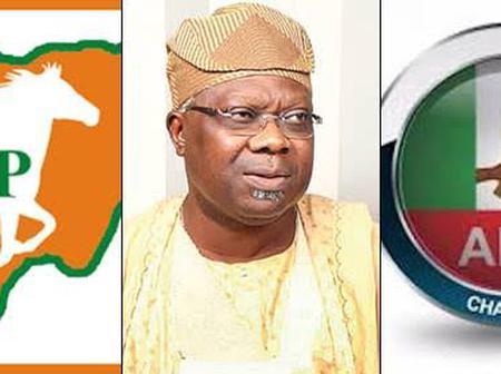 Nigerian Politician Iyiola Omisore Joins APC