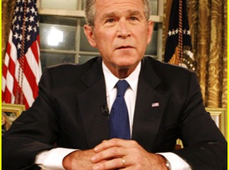 It is Time for America to Examine our Tragic Failures - George Bush