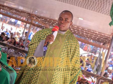Don't Be Decieved, Suffering In Sickness Is Never An Avenue To Make Heaven - Fr. Mbaka