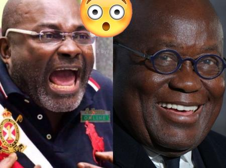 Ken Agyapong Finally speaks with boldness & causes massive stir -After Nana Dropped Some Ministers