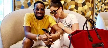 EXCLUSIVE! Singer D'banj Allegedly Expecting Another Child With His Wife Months After Losing Son