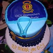 Teso South Residents of Busia County Hold a Grand Farewell Party for Adungosi Police Station OCS