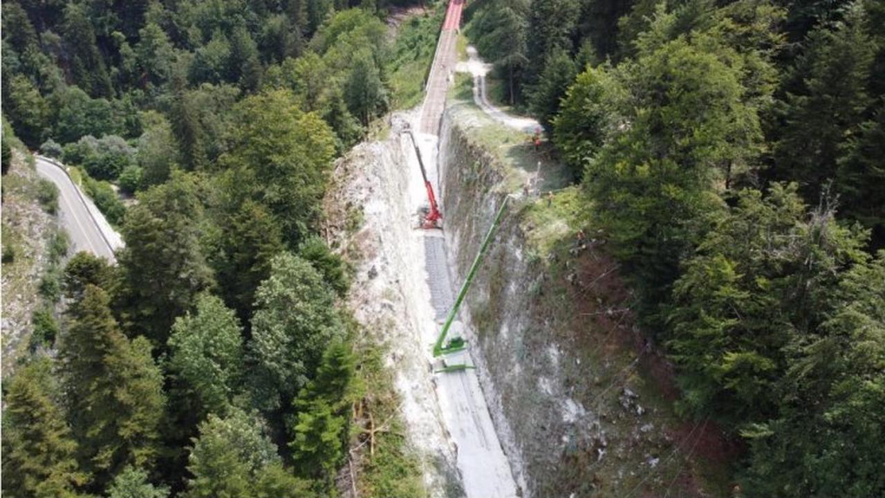 Jura : La ligne des hirondelles en travaux. Coupure des circulations