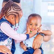Ladasha And Muraya Jnr's Latest Photo That Has Warmed Hearts Online
