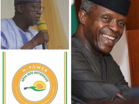 Today's Headlines: Osinbajo Sends Message To Nigerians, Dingyadi Reveals Why Buhari Replaced IGP