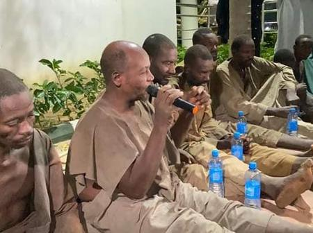 Governor rescues 11 abducted victims.(Photos)