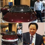 Read what Shehu Sani advised Sen Ben Murray to do, After Ben Murray ordered for A Lucid Electric Car
