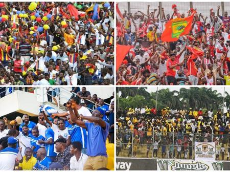Teams With The Largest Fanbase In The Ghana Premier League Ranked