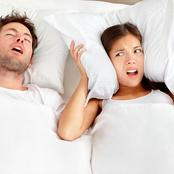 Ways to control or stop snoring