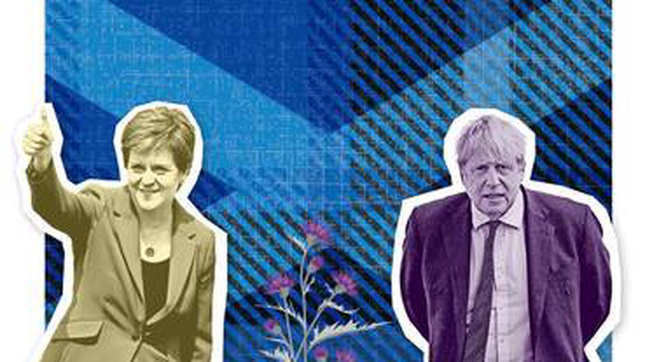 Schottland – das Kreuz mit der Unabhängigkeit
