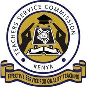 Confusion Hits Teachers As TSC Makes These New Changes On Payslip
