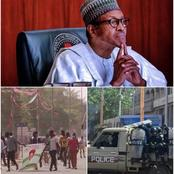 After Niger Post Election Violence, Buhari reveals why NIG should be bothered about their Stability